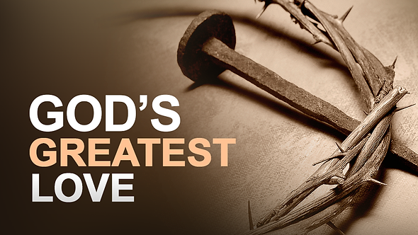 God's Greatest Love - ( CD )