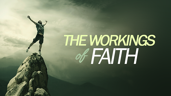 The Workings Of Faith - 4 PT ( CD ) Series