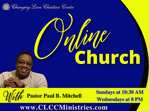 Online Church with CLCC