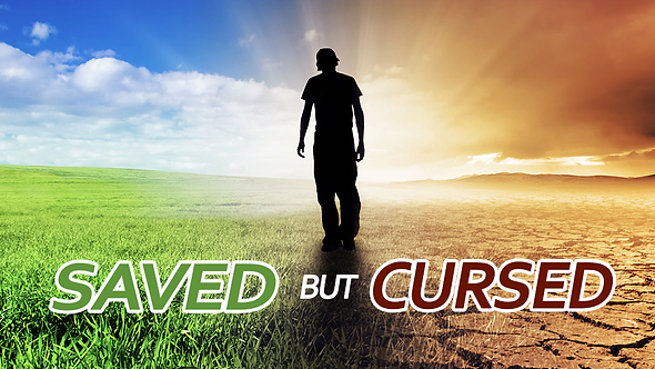SAVED BUT CURSED - 4 PT ( MP3 ) SERIES