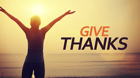GIVE THANKS - 2 PT ( MP3 ) SERIES