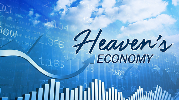 HEAVEN'S ECONOMY - 3 PT ( MP3 ) SERIES