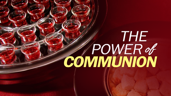 The Power of Communion - 4 PT ( CD ) Series