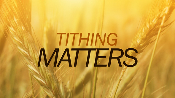 Tithing Matters - 3 PT ( CD ) Series