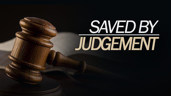 SAVED BY JUDGEMENT - 2 PT ( MP3 ) SERIES