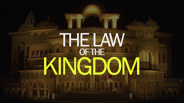 The Law Of The Kingdom - 3 PT ( CD ) Series