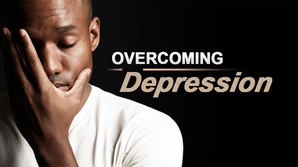 OVERCOMING DEPRESSION - 4 PT ( MP3 ) SERIES