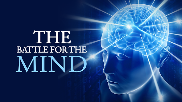 THE BATTLE FOR THE MIND - 3 PT ( MP3 ) SERIES