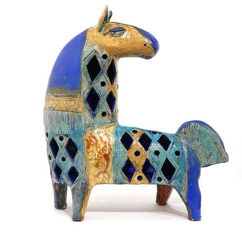 """Аромалампа  """"Конь"""", 48 х 46 см., керамика"""