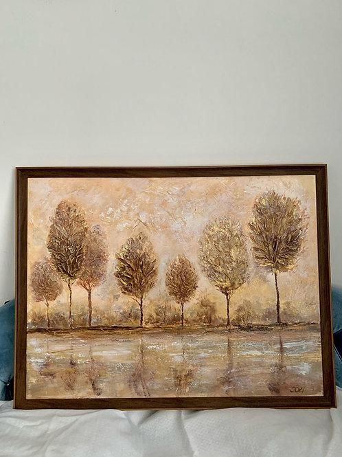 Картина «Хороший день», 60 х 80 см, акрил