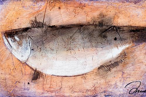 """Картина """"Рыба"""""""