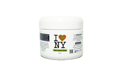 I Heart NY Hemp Pain Balm-685mg