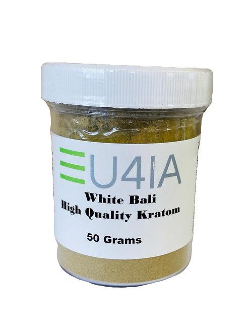 White Bali Kratom Powder