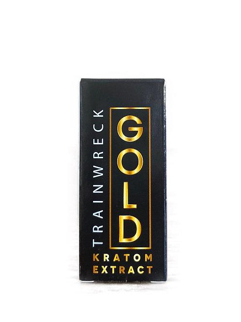 Trainwreck Gold Kratom Extract