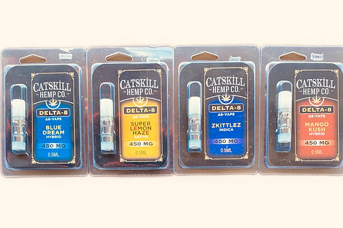Catskill Hemp Co. Delta 8 THC Cartridge .5g