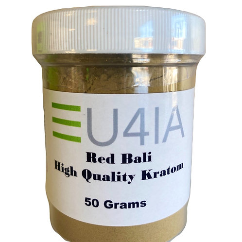 Red Bali Kratom Powder