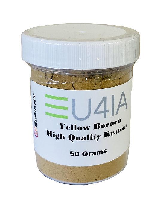 Yellow Borneo Kratom Powder