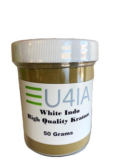 White Indo Kratom Powder