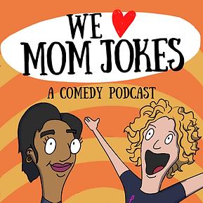 Copy of Copy of We Heart Mom Jokes Promo
