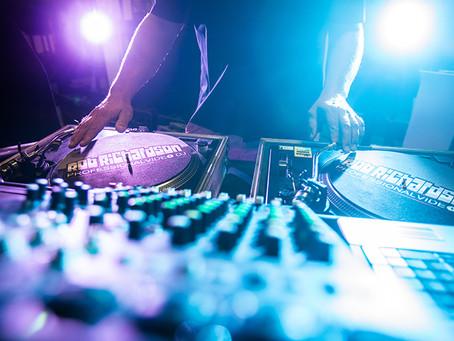 Brand Photography for DJ - Ready Steady Go
