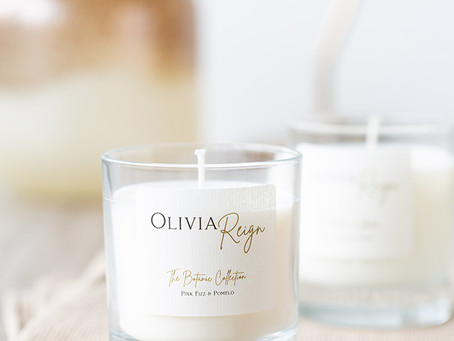 Olivia Reign Product Photography