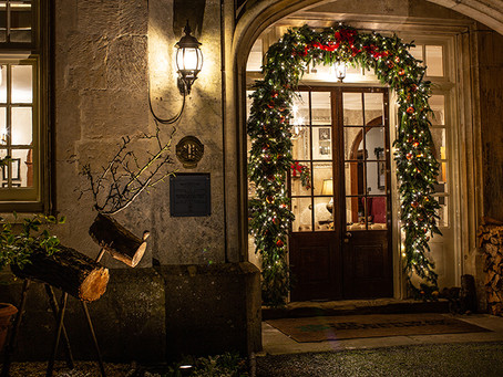 Commercial Christmas Shoot for The Greenway Hotel and Spa.