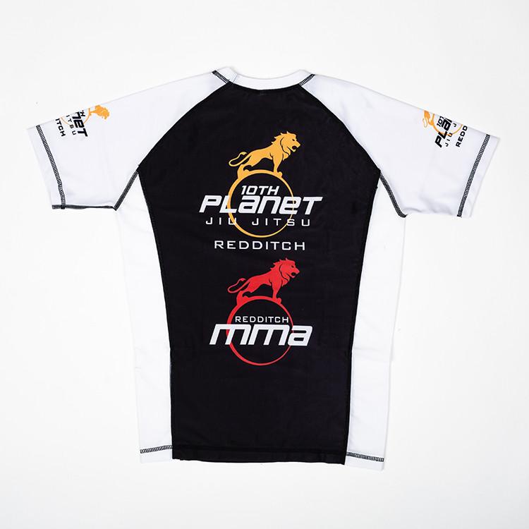 Flat Lay Jujitsu Rash Guard