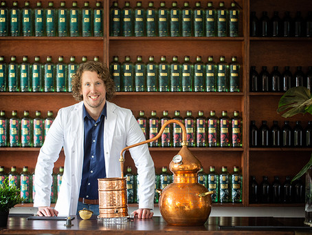 Commercial Photography with Stafford Distillery