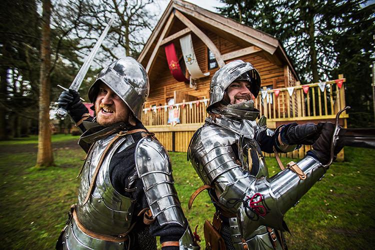 Warwick Castle Photography