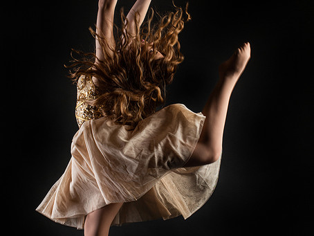Dance Photography in the Studio