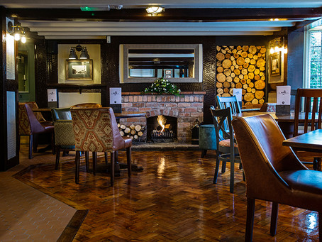 The Royal Oak's Interior and Food Photography