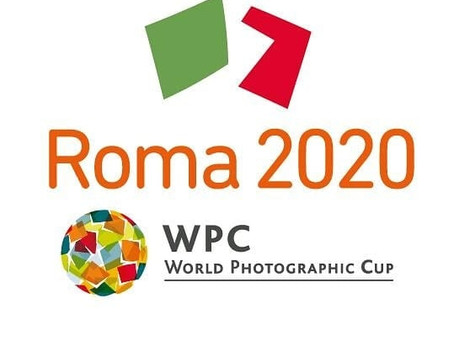 The World Photographic Cup 2020 in Rome postponed