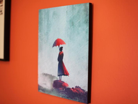 ChromaLuxe launches NEW Textured Photo Panels