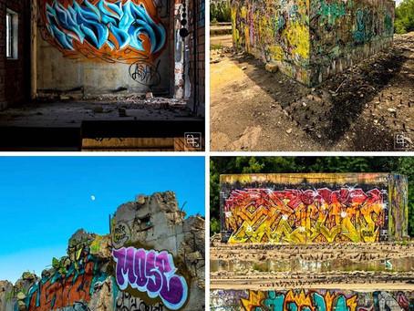 """Art for Cities"" by Benoit Feron, Street Art on ChromaLuxe"