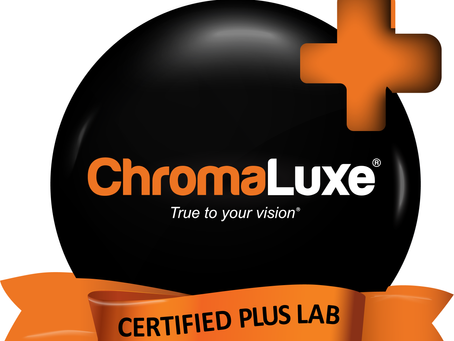ChromaLuxe® celebrates 20 Certified (Plus) Labs.