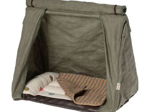 Maileg Happy Camper Tent with Blanket