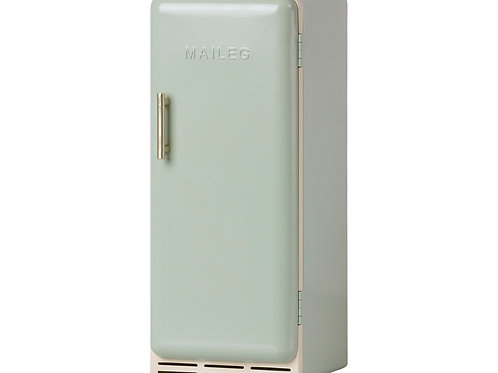Maileg Miniature Fridge - Mint
