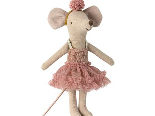 Maileg Mira Belle dance mouse in box