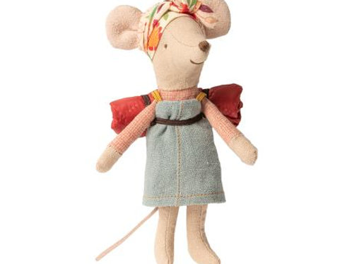 Maileg Hiker Girl Mouse - Big Sister