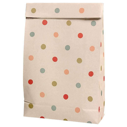 Maileg Multi Dots Gift Bag - M