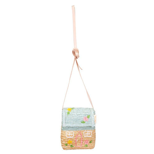 Meri Meri Cottage Straw Bag