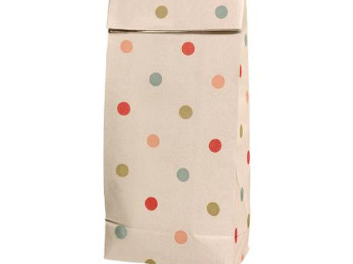 Maileg Multi Dots Gift Bag - Small