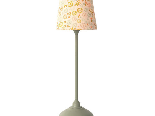 Maileg Floor Lamp - Mint