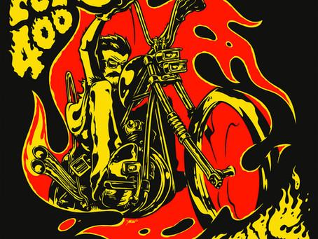 """FORMULA 400 """"Heathens"""" CD Arrival: Fierce Velocity Rock 'N Roll"""