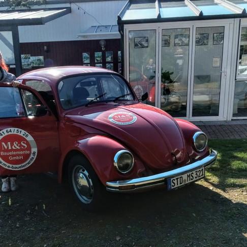 Die Geschichte des VW Käfer geht im niedersächsischen Bargstedt weiter.