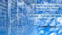 The case for an Agile Intelligent Datacenter the Dimensions of Change- Structure, Systems, Process,
