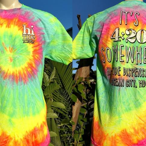 Minty Rainbow T-Shirt