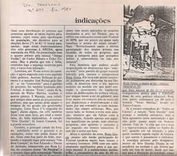 Revista Panorama, 1981