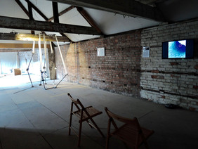 'An Assembly of Devices' exhibition view. 2018