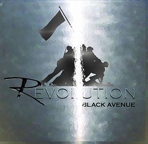 REVOLUTION Black avenue